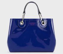 Kleiner Shopper Myea Bag Aus Lack