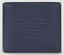 Bifold-portemonnaie Mit Maxi-logo