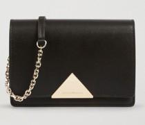 Crossbody Bag aus Glattleder