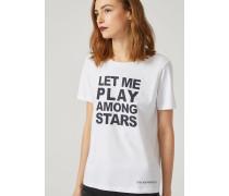 """T-shirt Mit """"stars"""" Print"""
