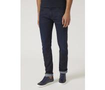Extra Slim Fit Jeans J10 Aus Denim/baumwollstretch