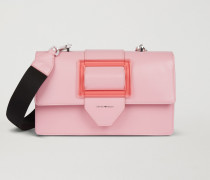 Crossbody Bag Mit Plexiglas-detail