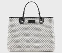 Shopper Myea Bag Mit Allover-logo