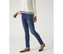 Super Skinny Jeans J06 Aus Stone Washed Denim