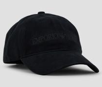 Baseball-cap mit Besticktem Ton-in-ton Logo