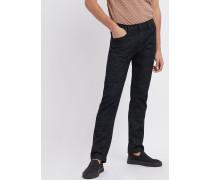 Regular Fit Jeans J45 aus Baumwolldenim in Klassischer Z-köperbindung