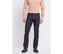 Jeans J45 in Regular Fit aus Komfort-denim in Klassischer Z-köperbindung 7,5 Oz