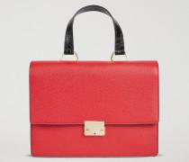 Handtasche aus Gehämmertem Leder
