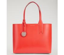 Shopper-tasche Mit Logo-anhänger