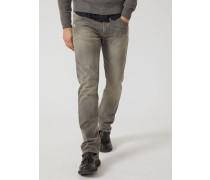 Slim Fit-jeans J45 aus Stone-washed-denim