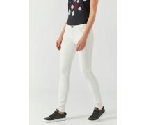 Skinny Jeans J28 aus Baumwollstretch