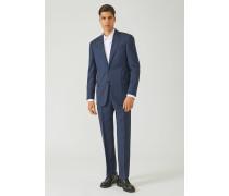 Regular Fit-anzug aus Reiner Schurwolle