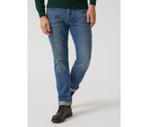 Jeans J15 aus 10,5 Oz Comfort Baumwollstretch-denim