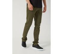 Slim Fit-jeans J06 aus Stückgefärbtem Bull-baumwollstretch