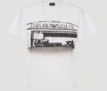 T-shirt Capsule Kollektion Emporio Armani Boarding