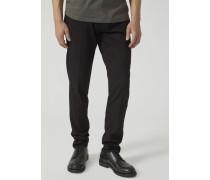 Jeans J11 in Dunkler Waschung mit Aufhellungen für Einen Used-effekt