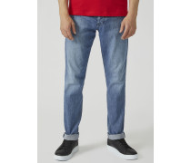 Regular Fit-jeans J75 Aus Stone-washed-denim