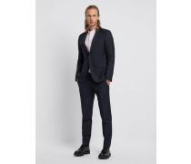 Anzug in Modern Fit aus Der Capsule Travel Essential aus Schurwolle und Mohair
