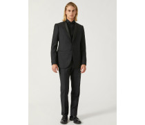 Anzug Modern Fit aus Reiner Schurwolle mit Details aus Satin