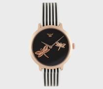 Uhrenlederarmband Damen