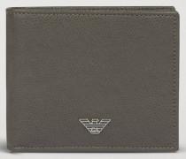Bifold-portemonnaie aus Palmellato-leder