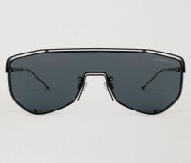 Catwalk Man Sonnenbrille mit Visier-gläsern
