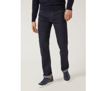 Regular Fit-jeans J21 Aus Denim/baumwollstretch