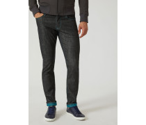 Slim Fit-jeans J06 Aus Twill In Rinse-waschung
