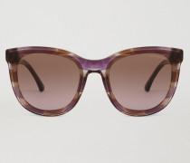 Sonnenbrille Cat Walk mit Farblich Verlaufender Fassung