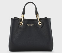 Kleiner Shopper Myea Bag Mit Hirschprägung