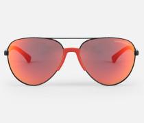 Flieger-sonnenbrille aus Metall