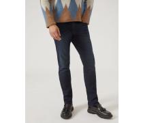 Slim Fit-jeans J06 aus Comfort Denim in Dunkler Waschung
