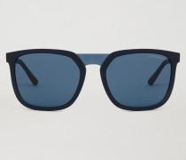 Sonnenbrille Rubber Eagle mit Nylonfaser