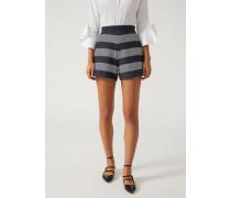 Shorts Mit Maxi-streifen