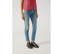 Skinny-jeans J06 Aus Stretch-denim