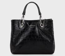 Kleine Myea Bag Tasche Aus Lack