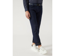 Regular Fit-jeans J15 Aus Denim/baumwollstretch