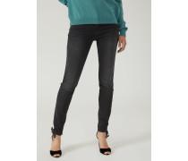 Super Skinny Jeans aus Stretch-denim in Heller Vintage Waschung