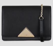 Mini Crossbody Bag aus Glattem Leder