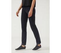 Jeans Super Skinny J18 aus Gabardine