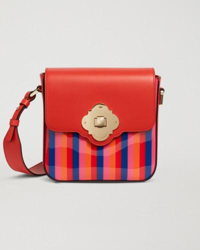 Emporio Armani Damen Crossbody Bag Mit Bunten Streifen Frei Verschiffen Billig Verkauf Mit Mastercard Günstig Kaufen Geniue Händler howsmjuGY