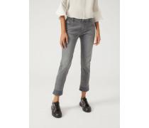 Straight Fit Jeans J36 Mit Stonewash-behandlung