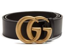 Gg Leather Belt