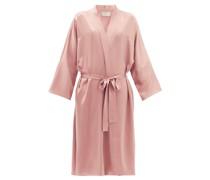 Athens Silk Robe