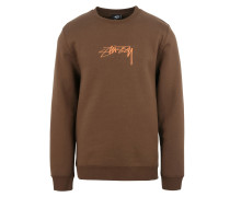 SMOOTH STOCK APPLIQUE CREW Sweatshirt