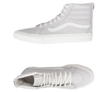 UA SK8-HI SLIM ZIP - LEATHER High Sneakers