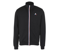 ESS FZ Sweat N°1 M black Sweatshirt