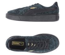 SUEDE PLATFORM ELEMENTAL Low Sneakers