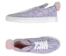 TAIL SNEAKS LOW TOP SNEAKERS WITH BUNNY EARS AND TAIL Low Sneakers