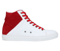 GREY DANIELE ALESSANDRINI High Sneakers